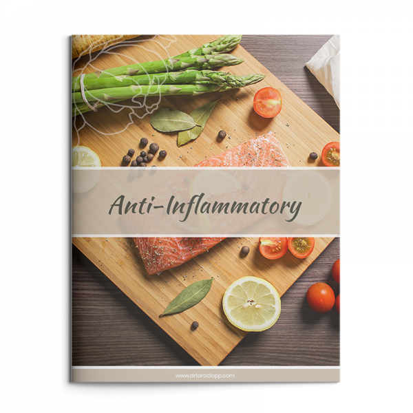 Anti-Inflammatory Recipes eBook by Dr. Tara Clapp, ND is available for sale