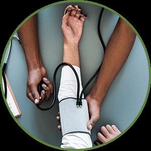 blood pressure cuff - Heart Health - Benefit of Keto Diet