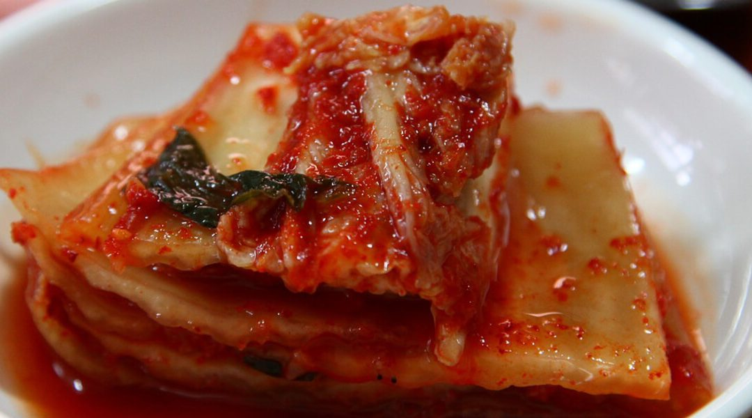 Kimchi For Weight Loss?